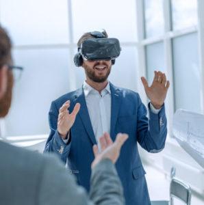 Réalité virtuelle ou augmentée