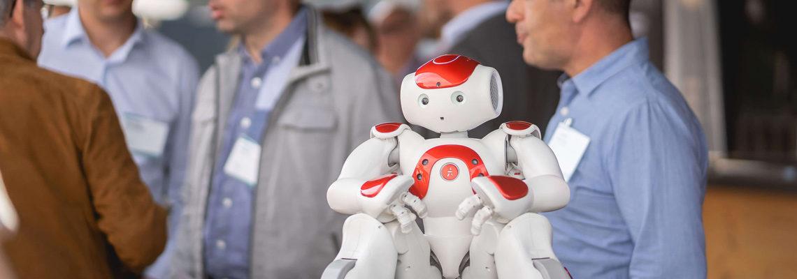 animation robotique
